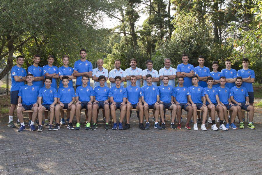 Raduno Ots: giovani arbitri pronti a scendere in campo