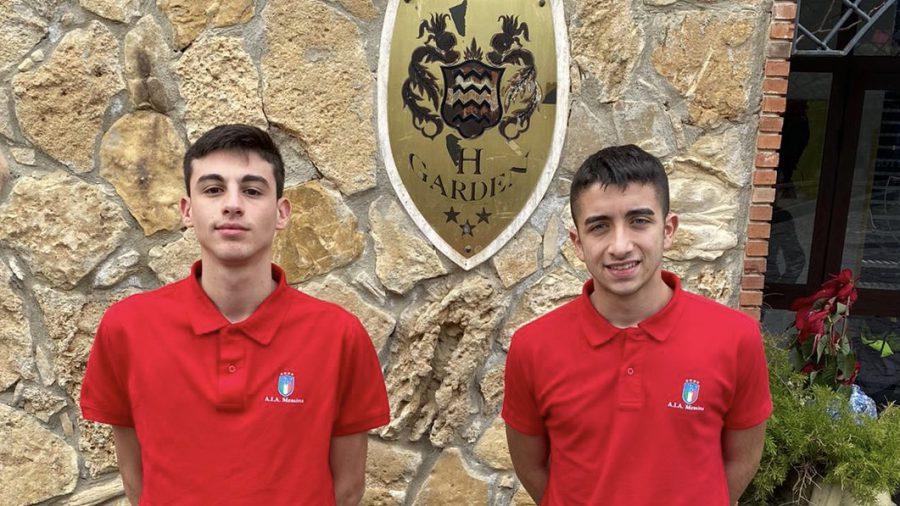 Benvenuti in regione! Currò e Venuto debuttano in Prima Categoria