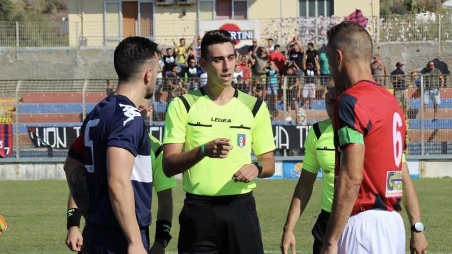 Paolo Lo Surdo debutta in Eccellenza